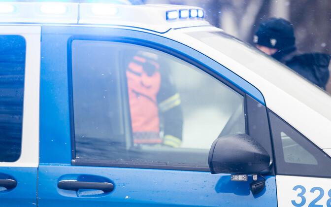 Полиция ищет свидетелей ДТП.