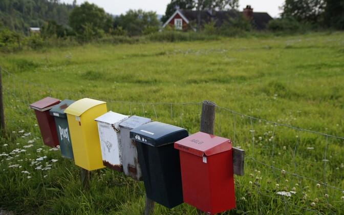 Почтовые ящики. Иллюстративное фото.