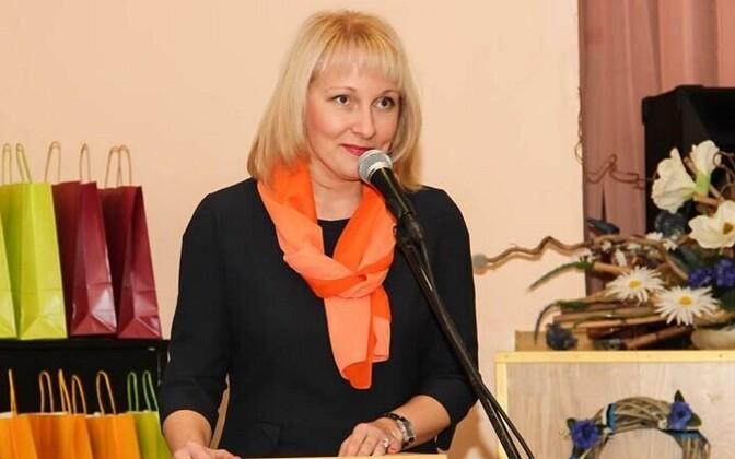 Ирина Путконен ушла в отставку.
