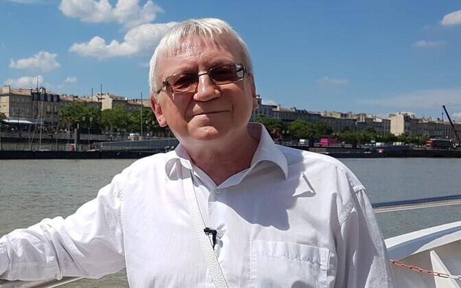 Linnar Priimägi Bordeaux's.