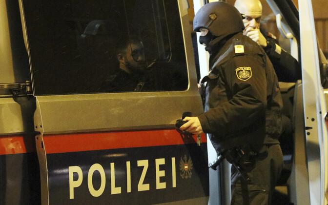 Austria politsei.
