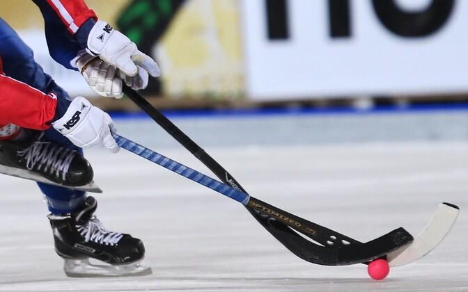 Сборная Эстонии завершила турнир на первом месте.