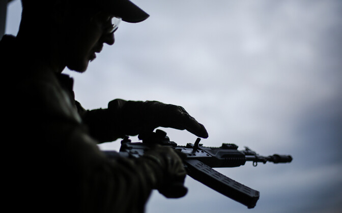 Kalašnikovi kontserni automaatrelv AK-12.