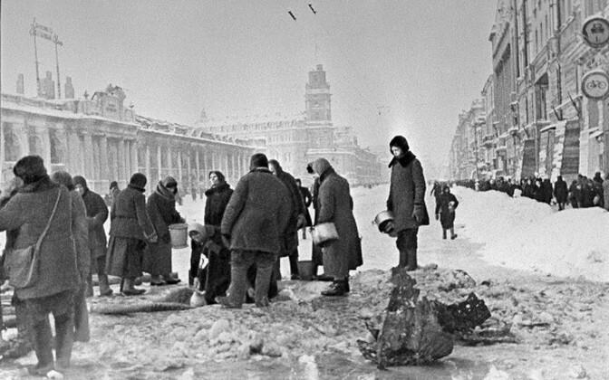 Leningradi blokaad.