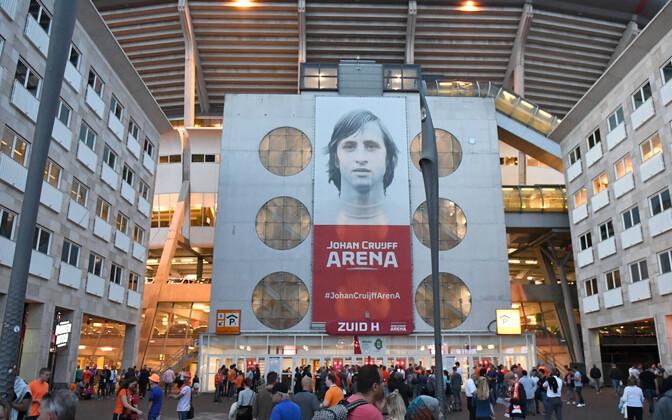 Holland võõrustab Eestit Johan Cruyff Arenal.