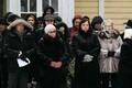 Траурная церемония памяти жертв Холокоста в Таллинне.