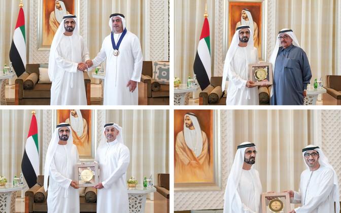 Soolise võrdõiguslikkuse auhinnad Araabia Ühendemiraatides.