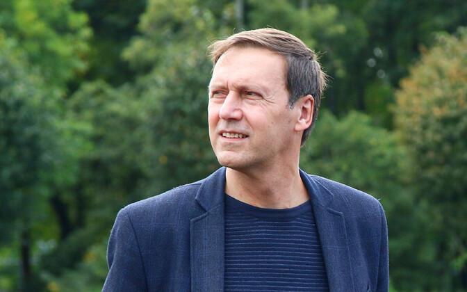 Arhitekt Kalle Vellevoog.