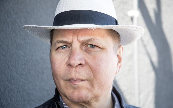 Kultuurielu edendaja, MTÜ Ühendus R.A.A.A.M.-i juht ja asutaja Märt Meos.