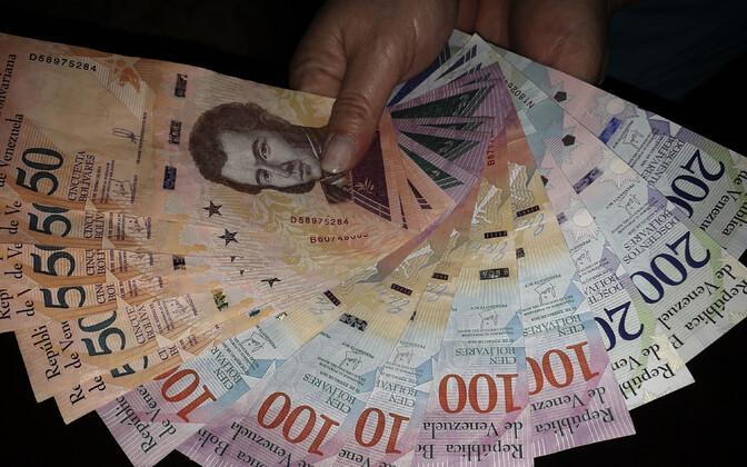 Venezuela raha.