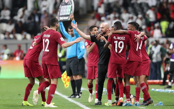 Katari jalgpallikoondis