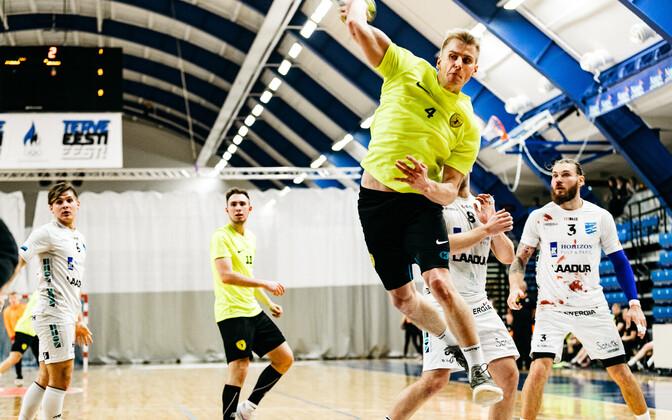 Käsipalli meistriliiga: HC Tallinn - HC Kehra