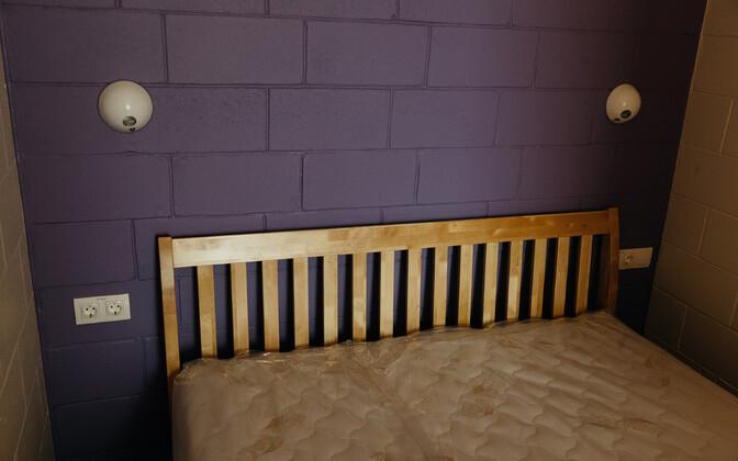 Заключенные жаловались, что до 2014 года на них приходилось в камере менее 3 кв. метров личного пространства.
