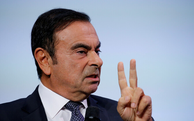 Carlos Ghosn, arhiivifoto.