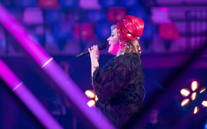 Eesti Laul 2019 I poolfinaali lavaproov, Sofia Rubina