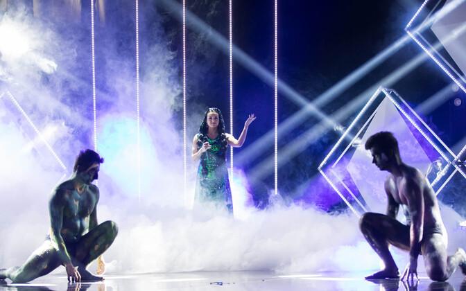 Eesti Laulu 1. poolfinaali peaproov, Ranele