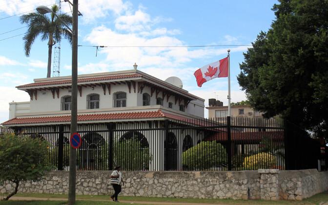 Kanada saatkond Havannas.