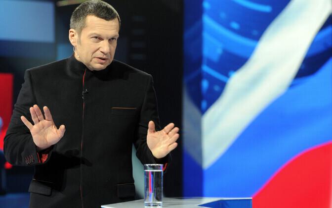 Saatejuht Vladimir Solovjov.