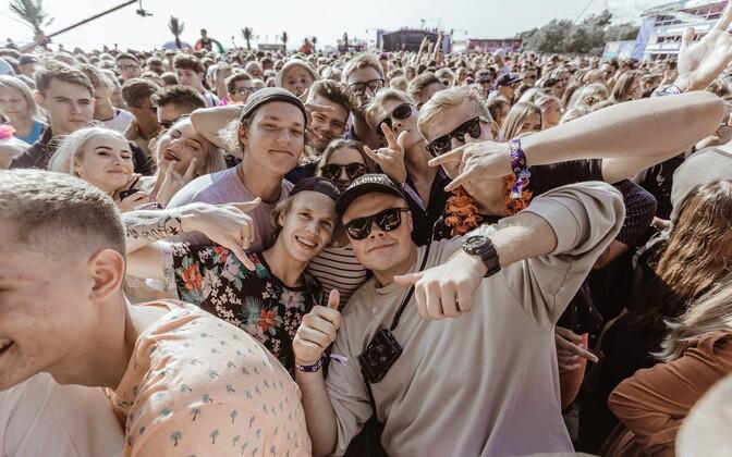 Проведение в Пярну в этом году популярного летнего музыкального фестиваля оказалось под вопросом.