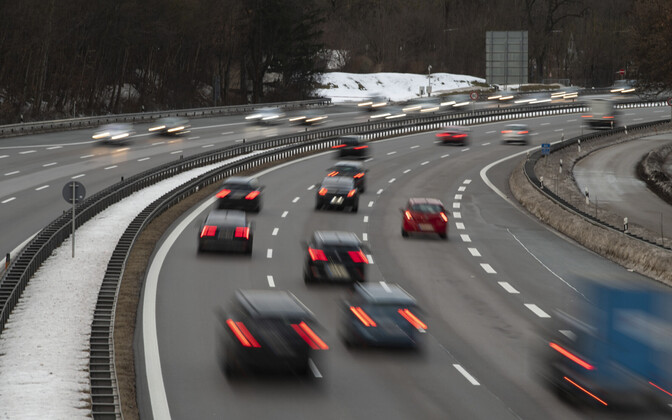 Autobahn.