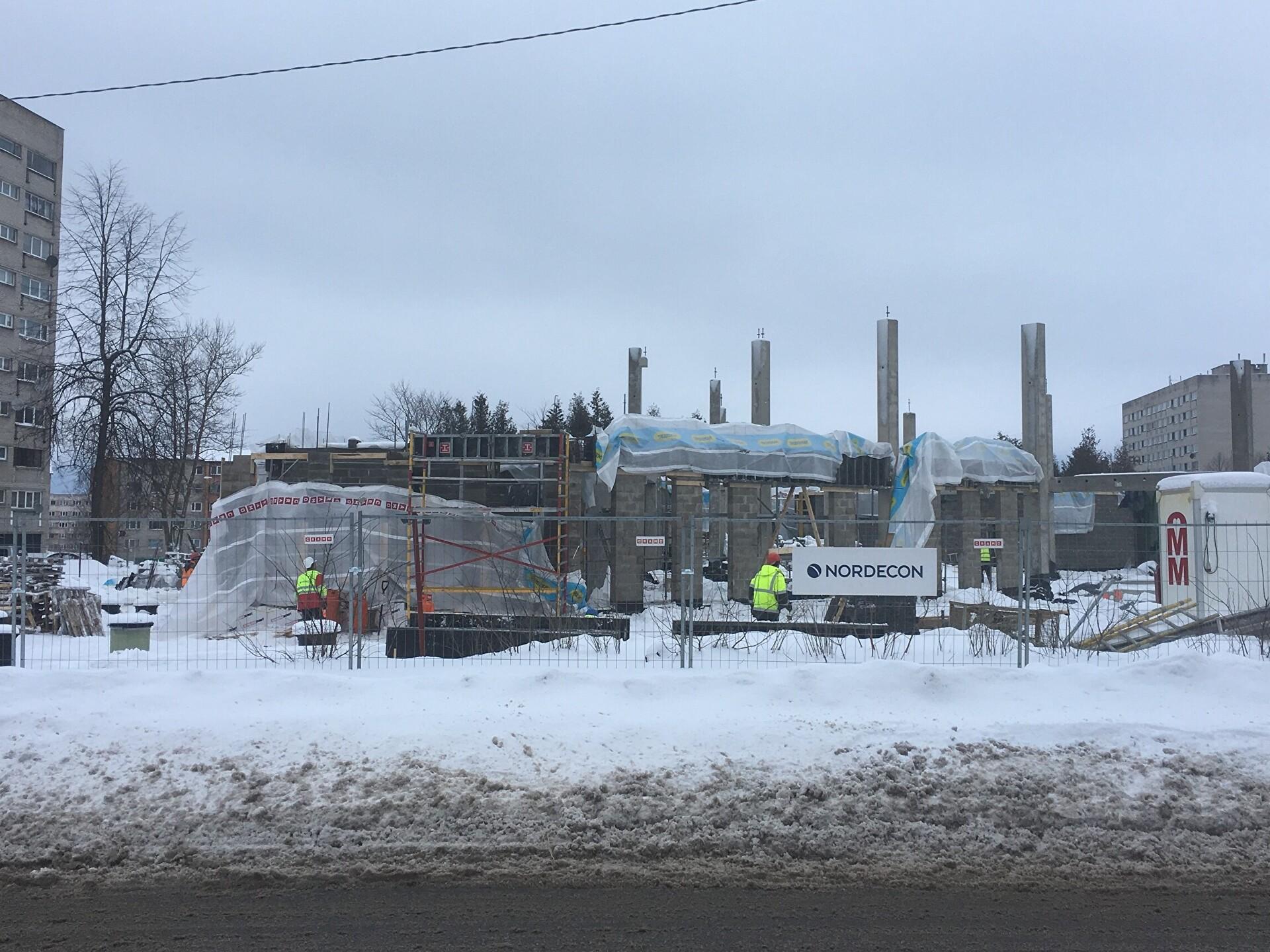 9ab6944a80a Kohtla-Järve riigigümnaasiumi töörühma pole veel tehtud | Eesti | ERR