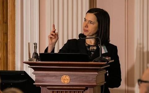 Euroopa Komisjoni teadusuuringute ühiskeskuse peadirektori asetäitja Maive Rute.