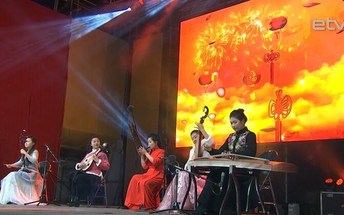 Китайский Новый год в Таллине