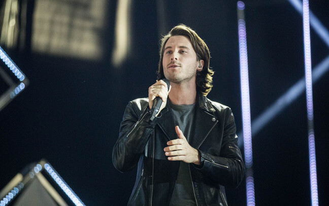 Виктор Крон - главный фаворит Eesti Laul.