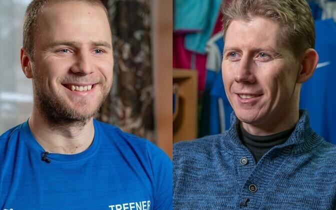 Mart Markus ja Juhan Salm