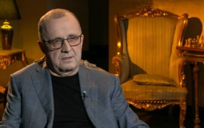 Former interior minister Ain Seppik.
