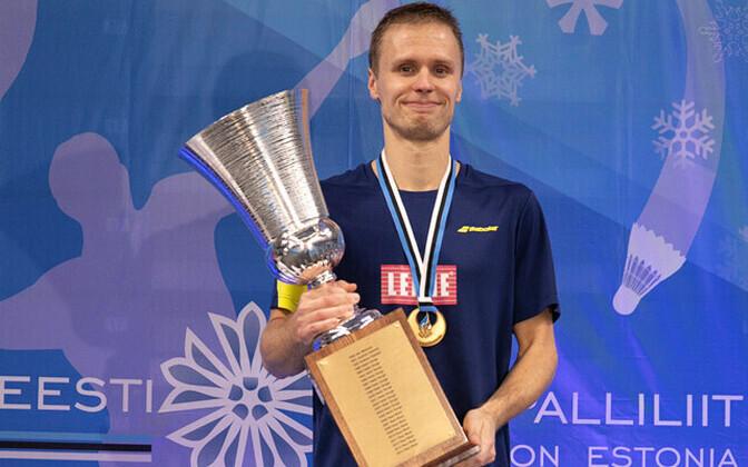 Раулю Мусту уже 14 лет нет равных в Эстонии.