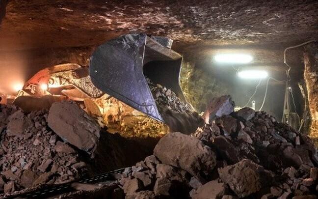 Estonia kaevandus.