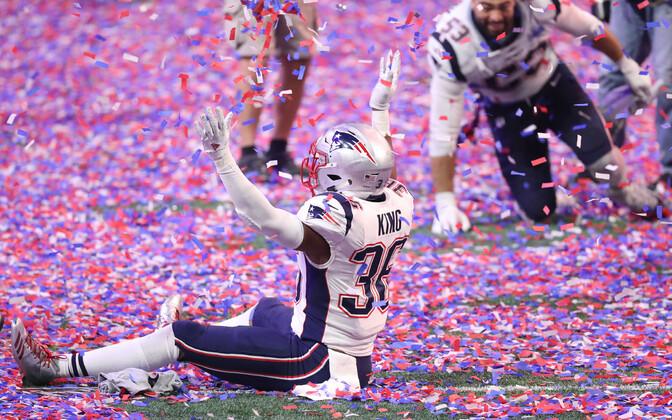 New England Patriots võitis kuuendat korda Super Bowli