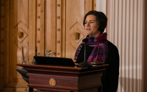 EASAC'i teaduspoliitika eest vastutav ametnik Nina Hobbhahn
