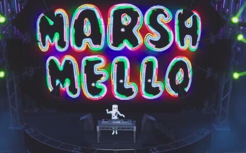 Marshmello kontsert videomängus