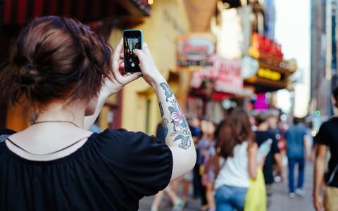 Vaid kolmandik teismelistest on viimase kuu jooksul teinud fotosid või loonud pilte, et neid teistega internetis jagada.