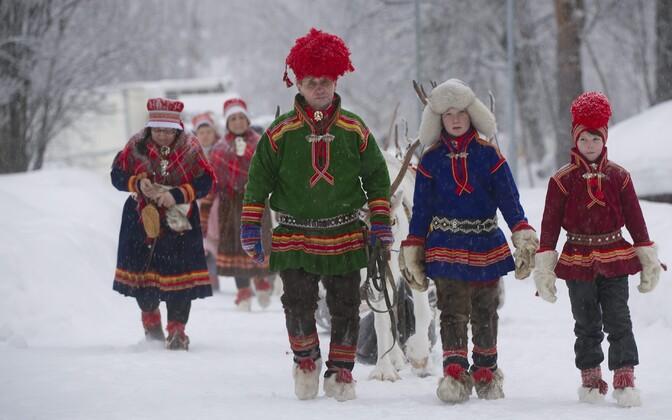 Саамы пожаловались на Финляндию в ООН.
