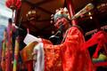 Празднование Китайского Нового года в Индонезии.