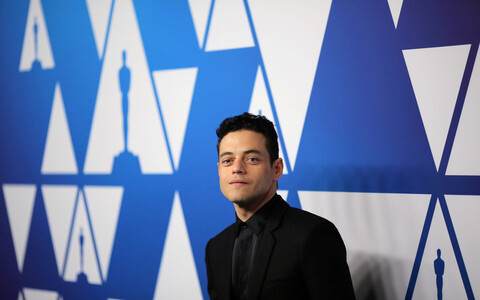 91. Oscari nominentide lõuna, Rami Malek
