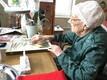 Старейшая жительница Эстонии Марта Киви отметила 107-й день рождения