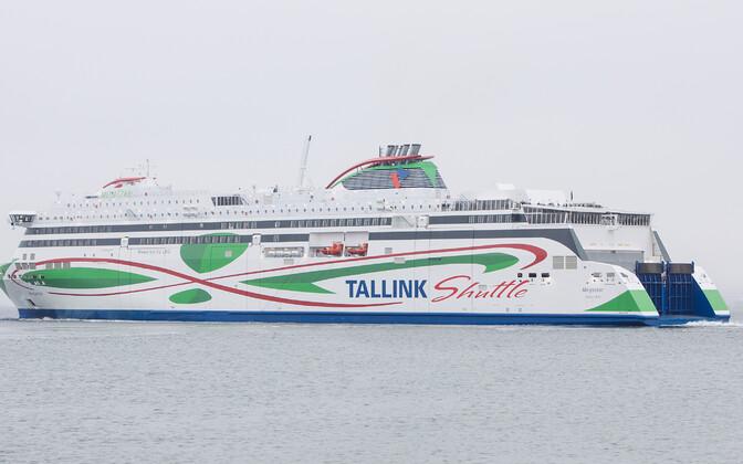 Tallinki laev Megastar.