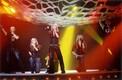 Ansambel Vanilla Ninja: Lauri Liiv, Piret Järvis, Maarja Kivi, Katrin Siska ja Rolf Roosalu, Eurolaul 2003