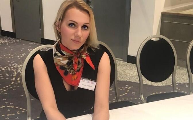 Юлия Соммер возглавила список ОЛПЭ.