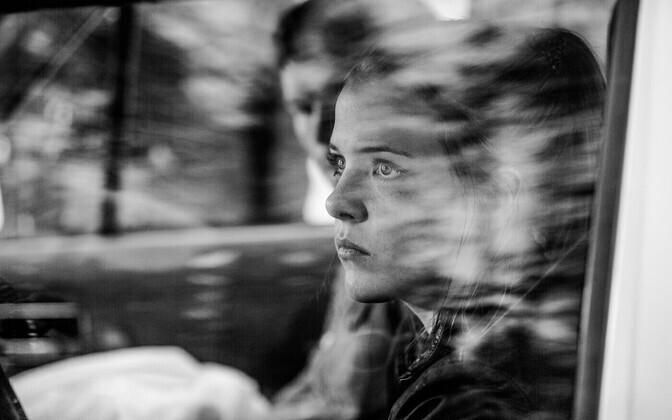 Кадр из фильма Мартти Хельде
