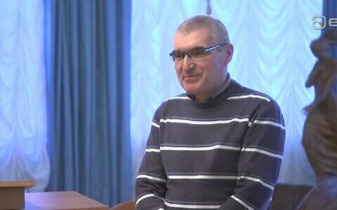 Oleg Samorodni.