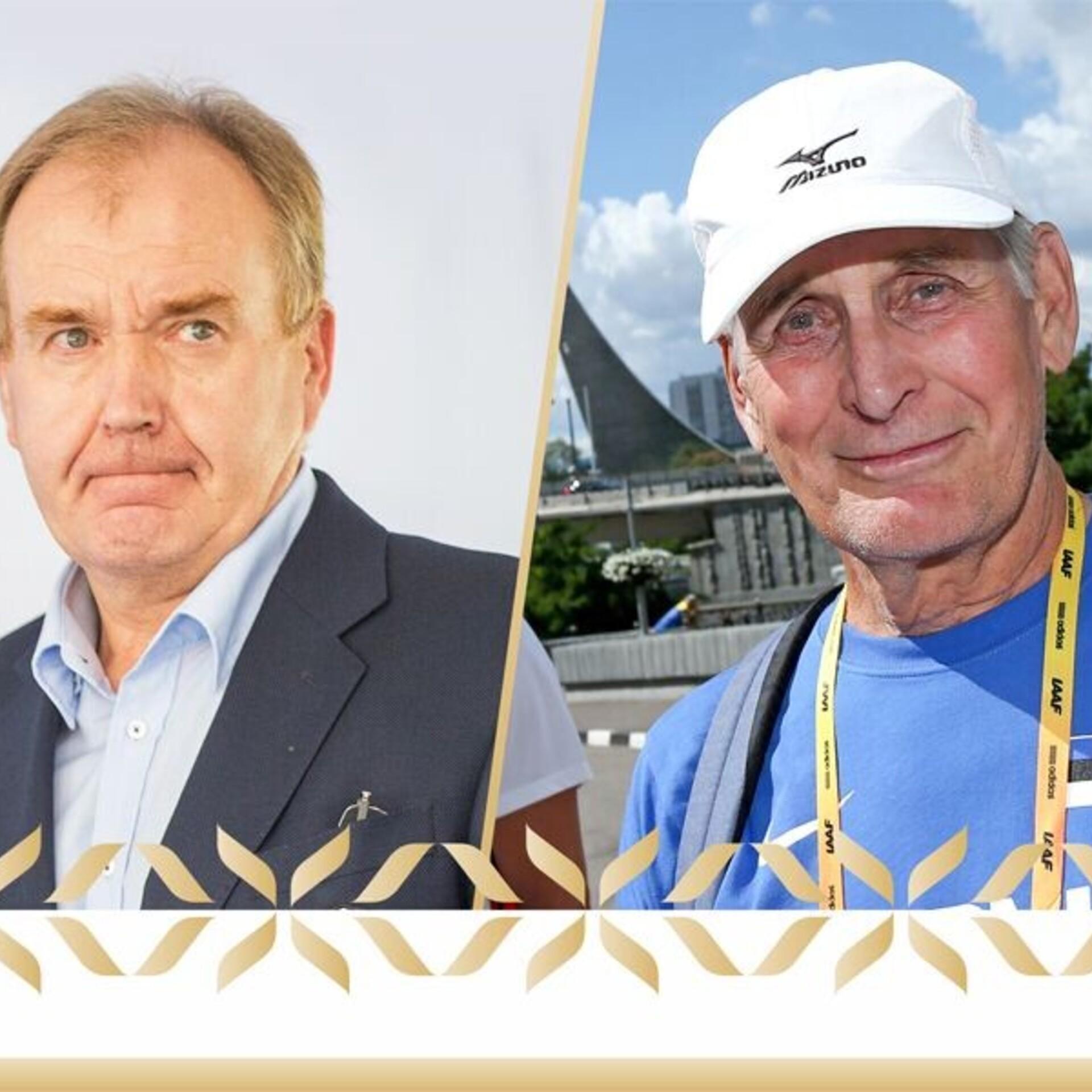 d13628793ff Riiklikud spordi elutööpreemiad pälvisid Toomas Tõnise ja Toomas Merila |  Varia | ERR