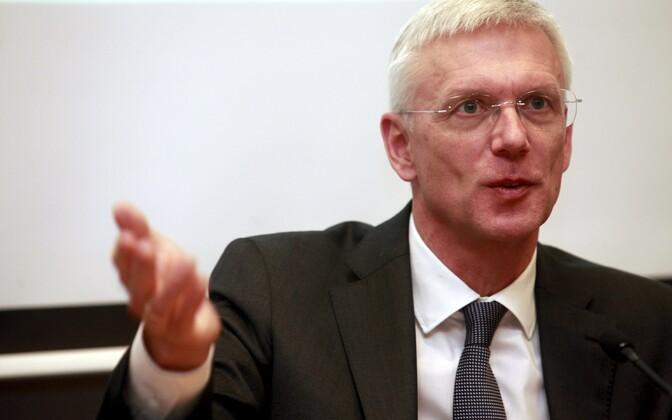 Läti peaminister Arturs Krišjānis Kariņš.