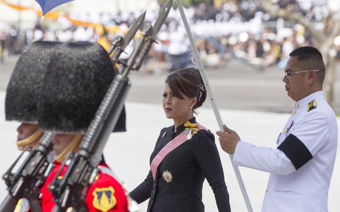 Tai printsess Ubolratana Mahidol.
