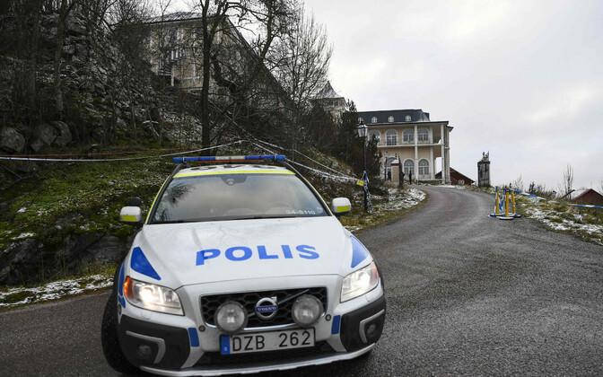 Rootsi politsei, arhiivifoto.