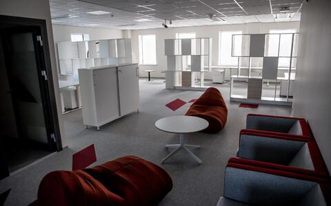 Superministeerium on üks näide kontorist, kus peaks olema töökohti igale maitsele.